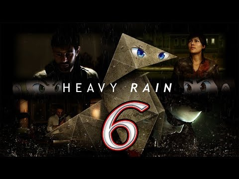 Heavy Rain: Drop the Baby - EPISODE 6 - Friends Without Benefits