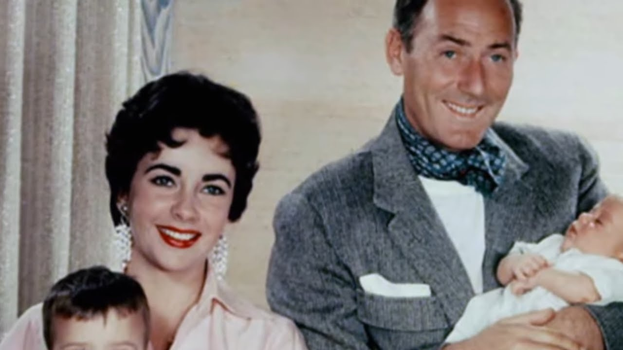 Iconic Couples of Hollywood : Elizabeth Taylor & Richard Burton