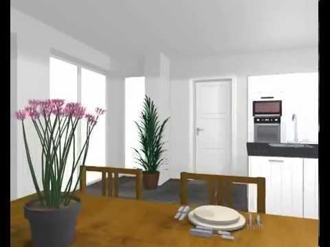 Grando keukens nijmegen voorbeeld ontwerp 3 youtube
