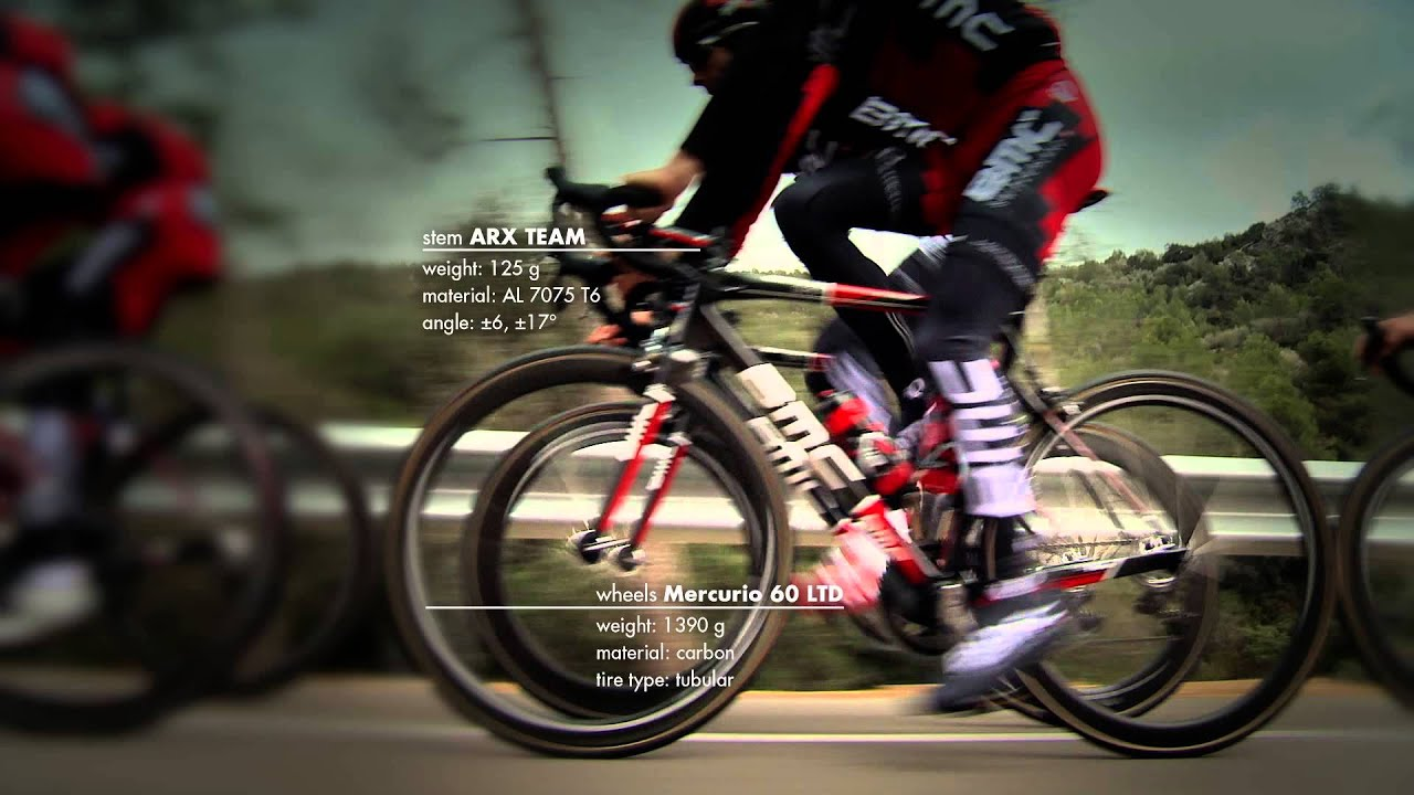 3T Cycling rolls with the BMC Development Team