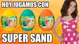 HOY JUGAMOS CON SUPER SAND