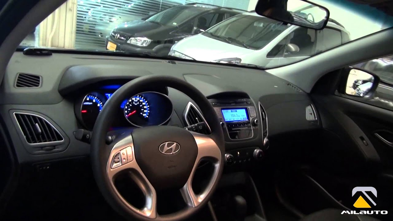 hyundai ix35 2011 2012 youtube. Black Bedroom Furniture Sets. Home Design Ideas