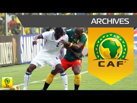 Ghana vs Cameroon SemiFinal  Africa Cup of Nations, Ghana 2008