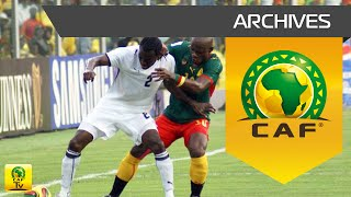 Ghana vs Cameroon (Semi-Final) - Africa Cup of Nations, Ghana 2008