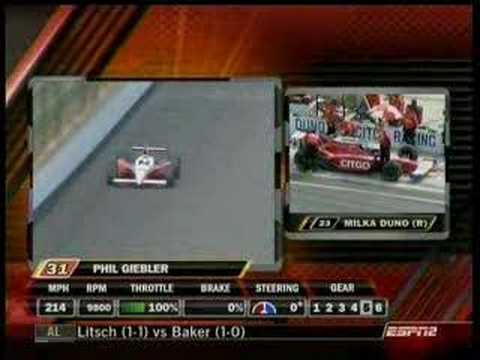 Phil Giebler Carburation Day 2007 Indy 500 ESPN2