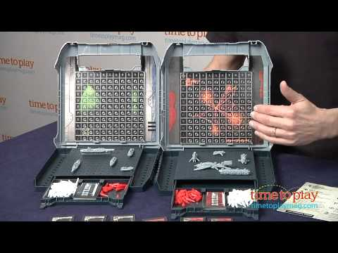 Classic Battleship Movie Edition Game From Hasbro Youtube