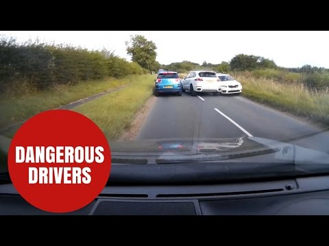 Here is a selection of our top dangerous driving videos this week.