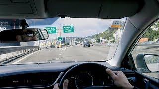 Drive: Motorway driving