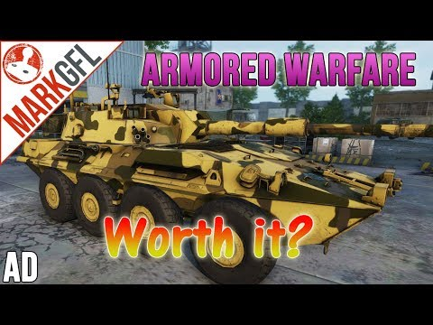 Armored Warfare -