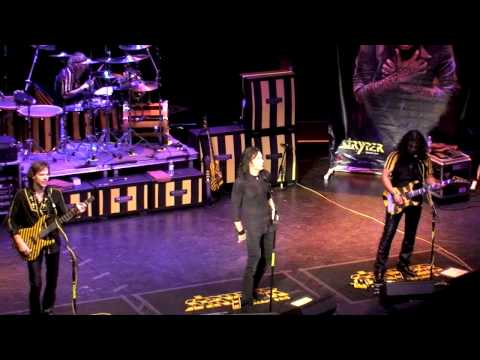 STRYPER *Honestly* Live @ The Palace Theatre in Greensburg, PA 10-1-2009