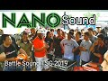 Nano Sound System....Battle Sound TAC 2019