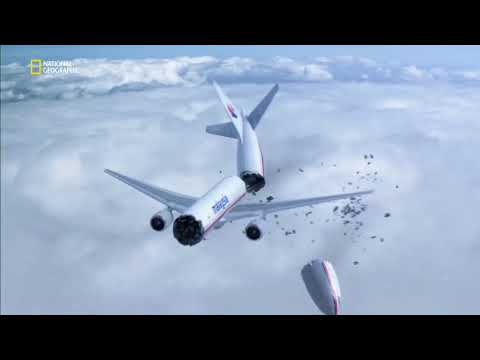 Malaysia Airlines Flight 17 - Crash Animation
