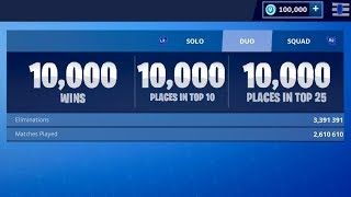 FORTNITE GLITCHES (PS4 / XBOX ONE / PC)