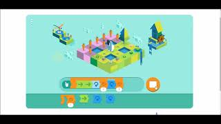 Google Doodle 2017 - Celebrating 50 years of Kids Coding Answers Shortest Solutions Coding History