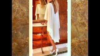 Платье с пелериной. Моделируем. (Subtitles)