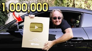 Here's Why I'm Giving My Golden Play Button Away