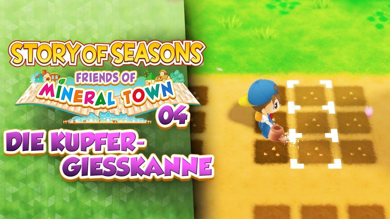 Die Kupfergiesskanne 04 Let S Play Story Of Seasons Friends Of Mineral Town Youtube