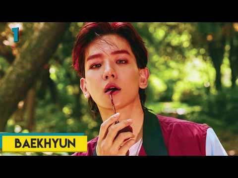 BEST KPOP Hairstyle 2017 [Boy Group Edition]