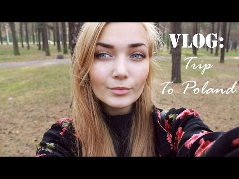 VLOG | TRIP TO POLAND