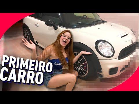 COMPREI MEU PRIMEIRO CARRO