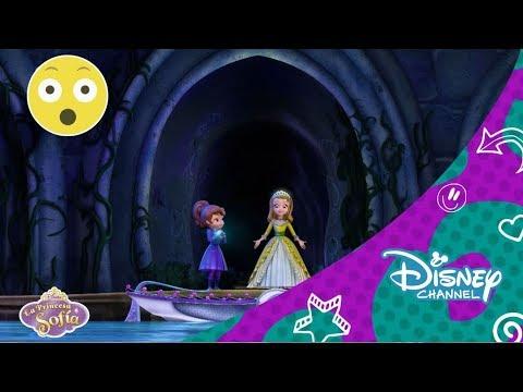 La Princesa Sofía: Adelanto Exclusivo - Las Islas Místicas | Disney Channel Oficial