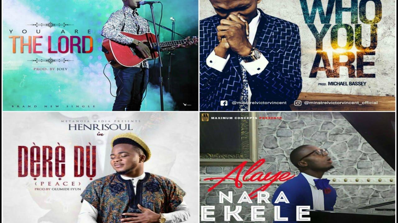 Inspirational gospel songs playlist