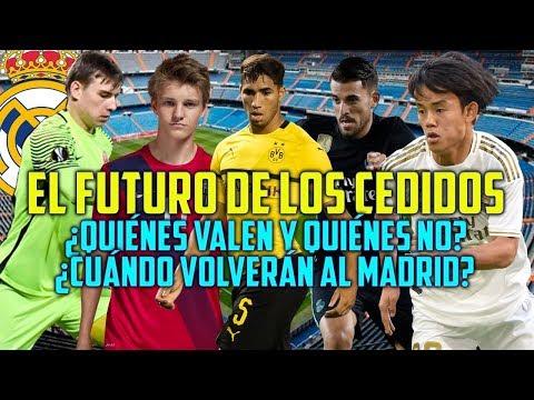 EL FUTURO DE LOS CEDIDOS DEL MADRID   DE ODEGAARD A KUBO   ¿QUIÉNES VOLVERÁN Y QUIENES NO?