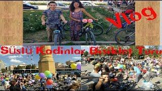 Süslü Kadınlar Bisiklet Turu Çorum  ( Vlog )