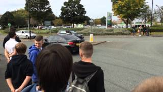 C63 AMG CRASH GUMBALL GET TOGETHER 2014
