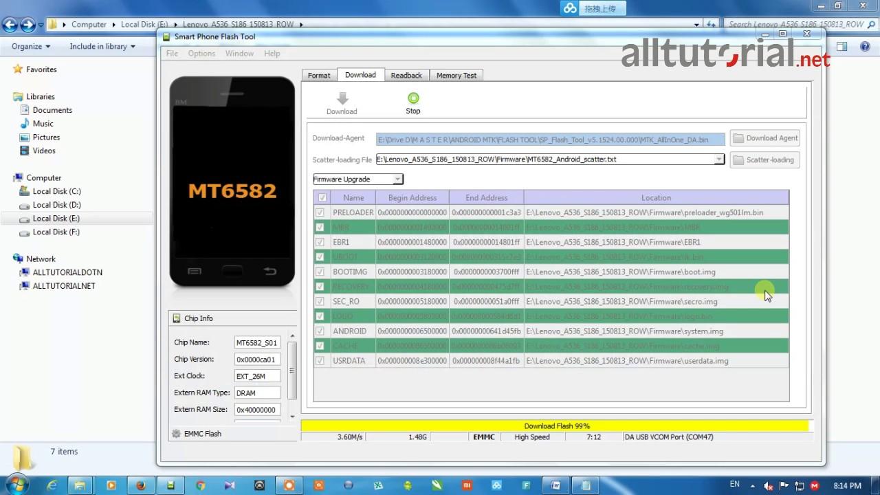 Flash file] lenovo a536 firmware download [stock rom].