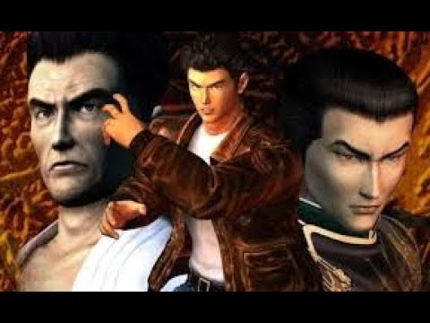 Shenmue On Dreamcast Walkthrough Part 13 Disc 3 Olly Staley.