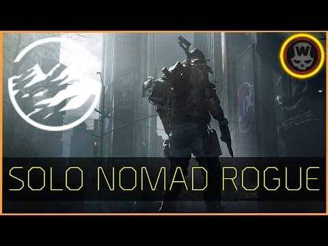 The Division - Solo NoMAD Rogue 231+ Bracket