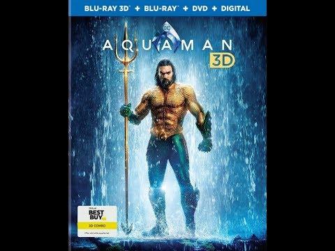 (2018) Aquaman 3D - SBS In 4K Preview