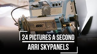 Arri Skypanels - 24 Pictures A Second