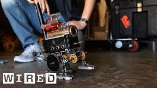Steampunk Robots and Hacked Bugs - Skylanders - Wired Magazine