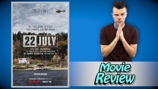 22 July Netflix Review