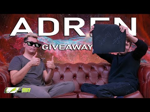 Интервью с AdreN//Avangar//На каких девайсах начинал карьеру//Как влиться в киберспорт//Розыгрыш