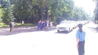 Автопробег москва-нн Волга газ-21