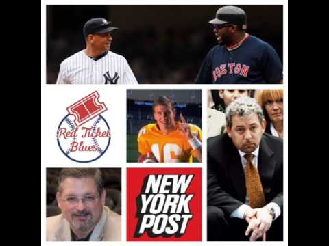 Mike Vaccaro - New York Post on Manning Story, Journalism, Yankees Mets,Dolan 2-18-16 Podcast