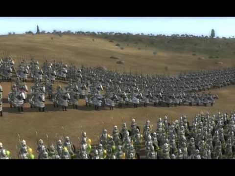 Medieval 2 Turks vs Byzantine - Cinematic