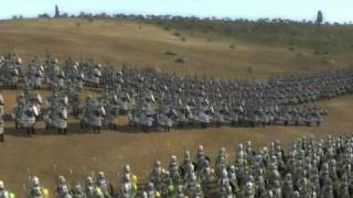 Medieval 2 Turks vs Byzantine - Cinematic