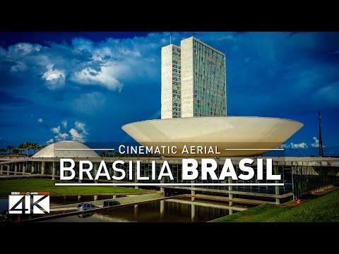 4K Drone Footage BRASILIA [DJI Phantom 4]