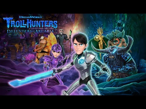 Trollhunters Defenders of Arcadia - PS4 / Xbox1 / PC / Switch