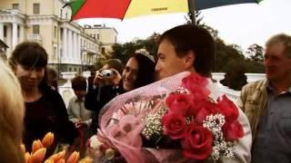 23 сентября 2012 г. Свадебное торжество Олега и Юлии