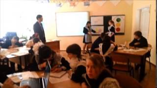Образование Казахского ханства  урок в 7 классе Белагашской ШС.