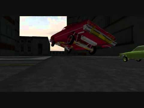 The Lowrider Game - IPhone/IPad/Android Phones and Tablets