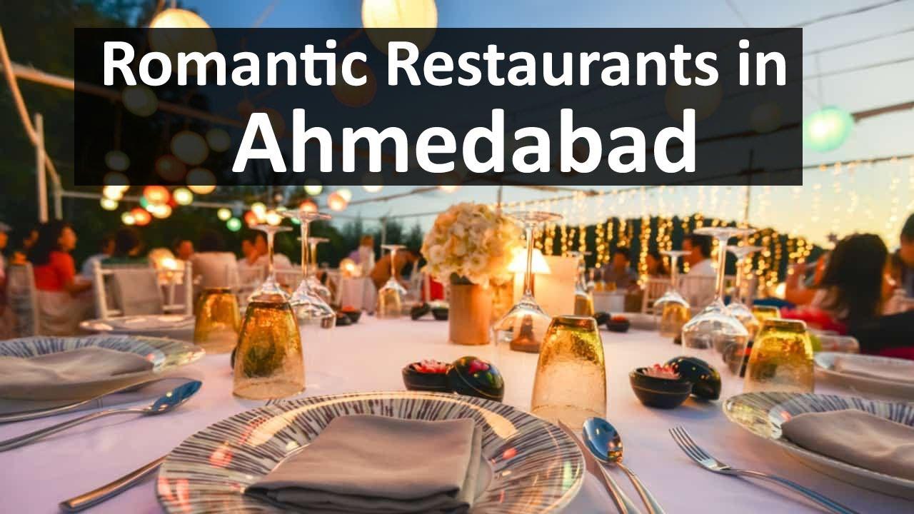 Ahmedabad candle light menu dinner Candlelight Dinner