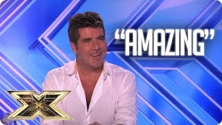 """Amazing. That is how you do it."" 