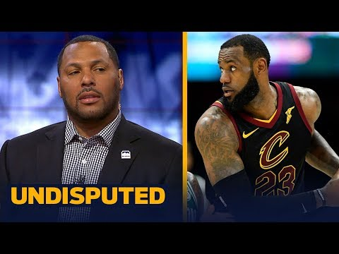 Eddie House on why LeBron's Cavs control series vs Boston after Game 4 win | NBA | UNDISPUTED