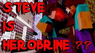 Steve from Space 2: The Destroyer - (Minecraft Animation not Monster School)